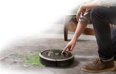 roomba detekce - Jak vybrat robotický vysavač