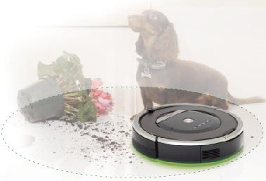 roomba spot - Jak vybrat robotický vysavač