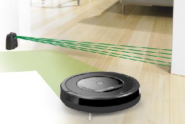 roomba wall - Jak vybrat robotický vysavač
