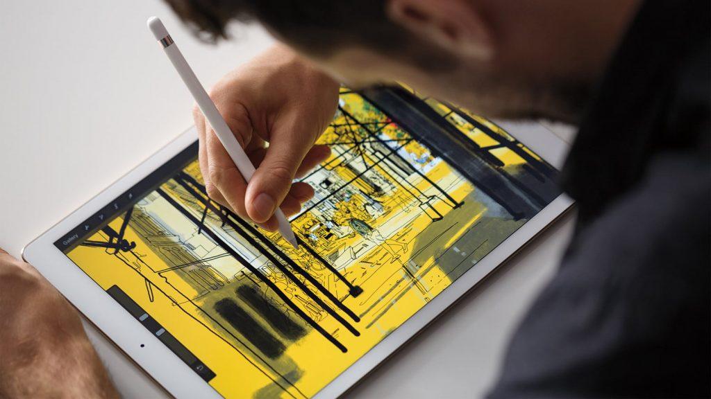 tablet ke kreslení
