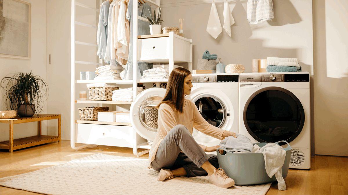 sušička prádla