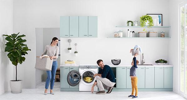 domácí spotřebiče - rodina