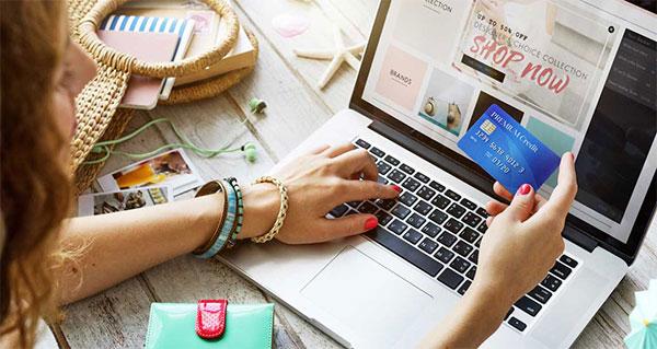 Online nákupy - eshop