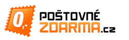 postovnezdarma.cz logo