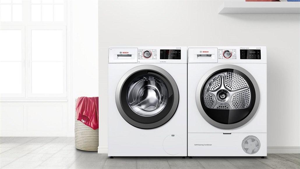 Set pračky se sušičkou
