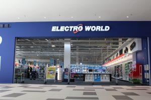 Prodejna ElectroWorld