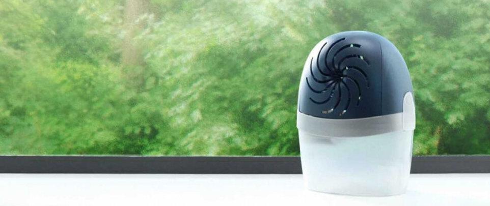 pohlcovač vlhkosti - odvlhčovač vzduchu