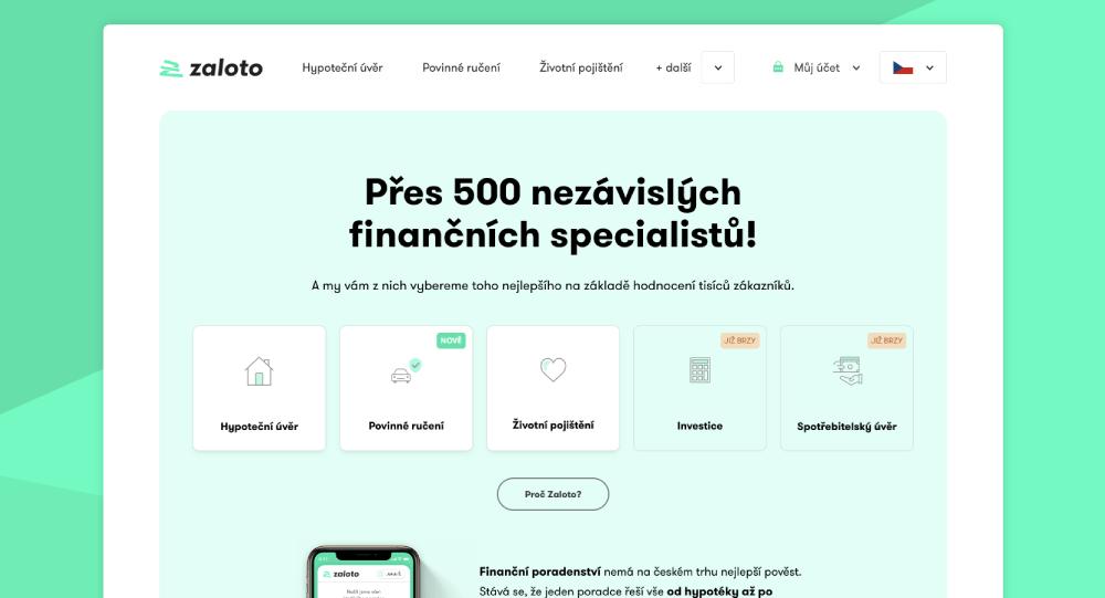 zaloto web - Zaloto