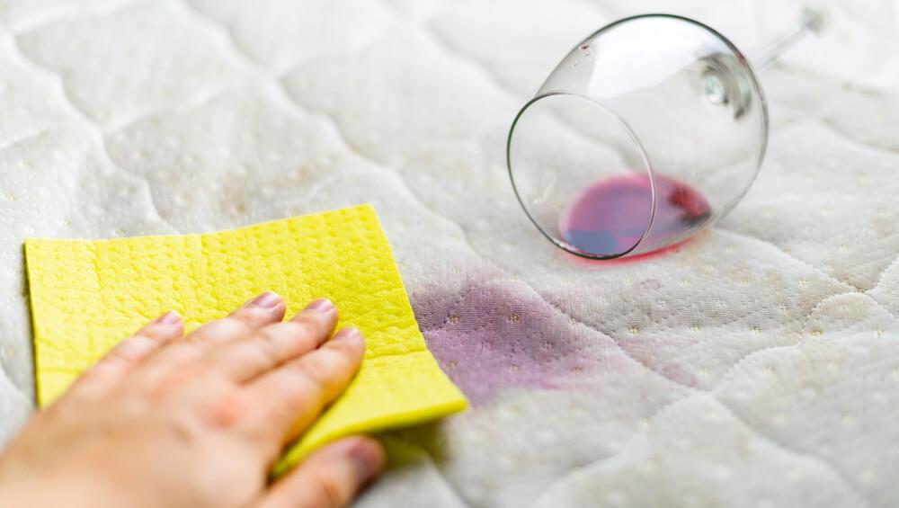 čistění matrace
