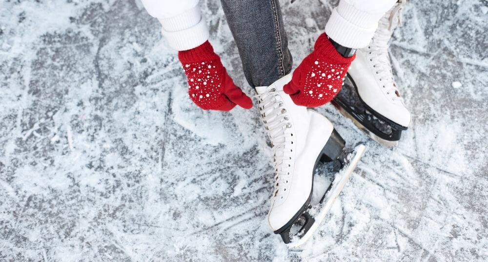 brusle na led